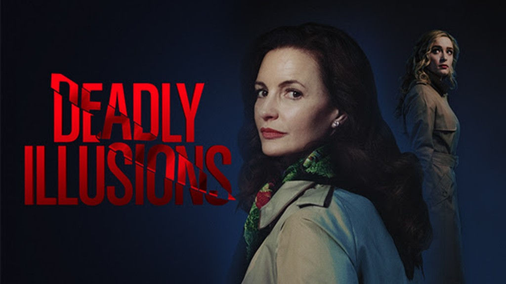 Netflix Releases Psychological Thriller DEADLY ILLUSIONS