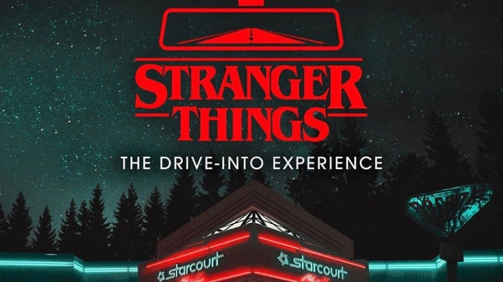 Stranger Things Drive-Into Experience Coming To Los Angeles This October